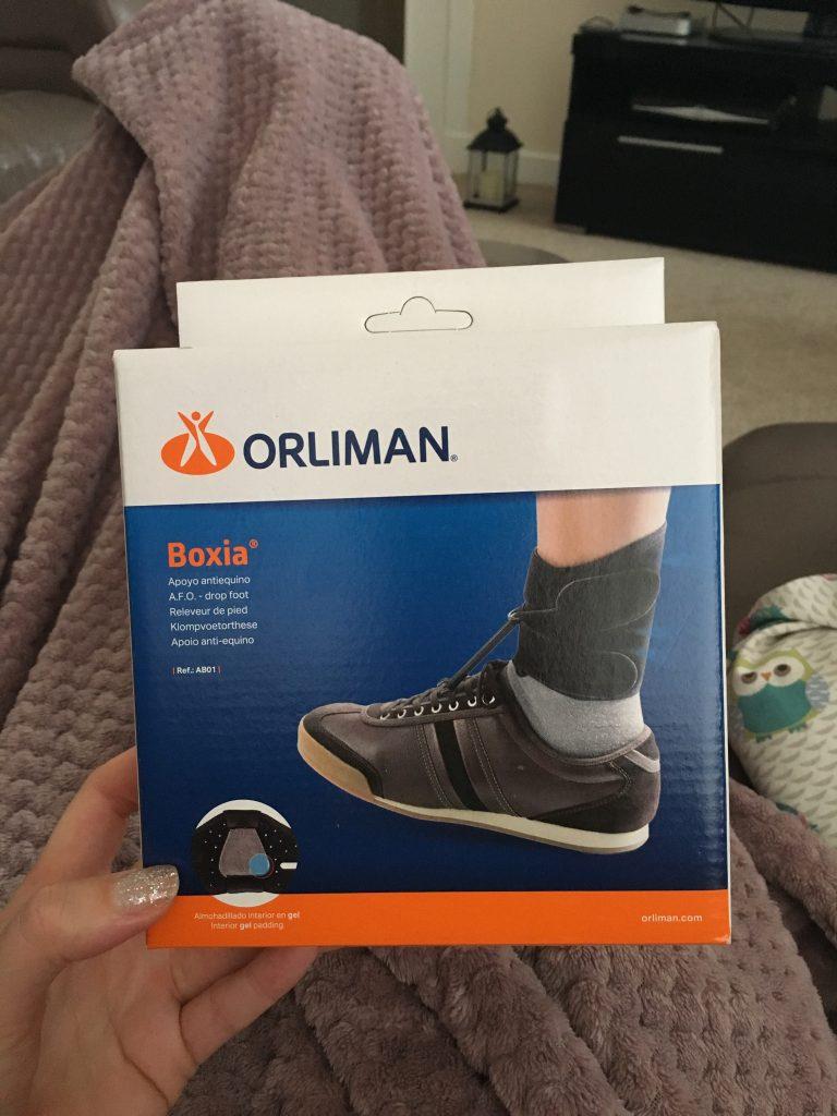 Orliman Boxia ankle braces